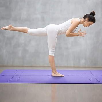 Kairuicao Estera de Yoga Estera de Yoga Profesional Estera ...