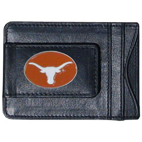 NCAA Texas Longhorns Cash and Card Holder