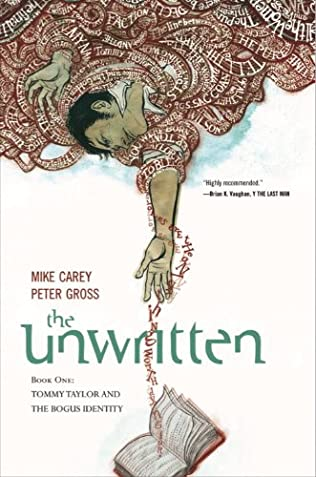 book cover of Unwritten