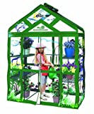 Ogrow Kid's My First Greenhouse Walk-In 3 Tier 6 Shelf Greenhouse Review