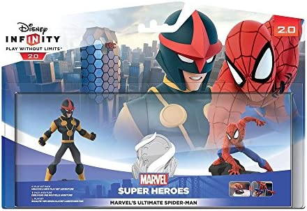 Disney Infinity 2.0 - Play Set Pack Marvel´s Spider-Man: Amazon.es ...