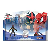 Disney Infinity 2.0 Spider-Man Playset Pack (PS4/PS3/Nintendo Wii U/Xbox 360/Xbox One) by Disney