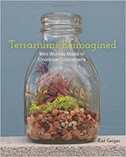 Book Terrariums Re-Imagined: Mini Worlds Made in Creative Containers