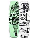 Ronix 2016 Kinetik Project Intelligent Park Core 2.0 (Green Glow Astronaut) Wakeboard-Small