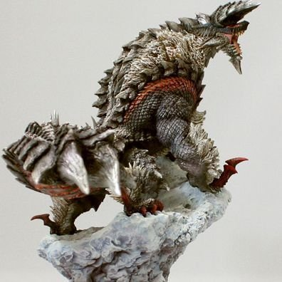 r Figure Stygian Zinogre Limited Edition ()