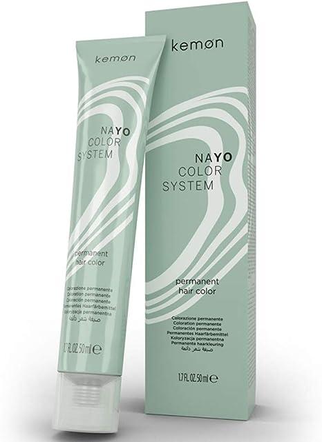 Tinte Nayo Cobrizo Rojizo 6.45 Rubio Oscuro 50 ml - Kemon ...