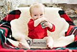 Pearhead Wooden Baby Photo Sharing Milestone Age
