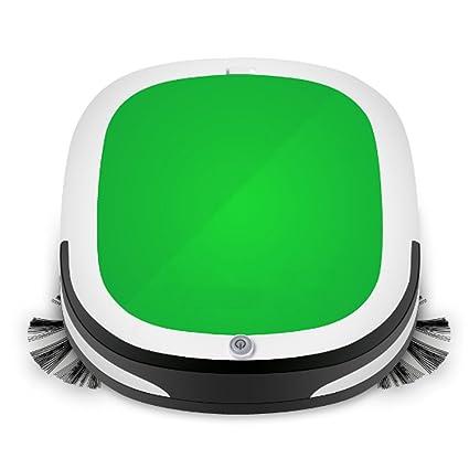 WZG Robot Aspirador Aspiradora Casera Y Húmeda Aspiradora Grande para Evitar La Aspiración Automática por Colisión