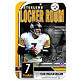 NFL Pittsburgh Steelers Ben Roethlisberger 11-by-17 inch Sign