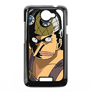 HTC One X Cell Phone Case Black ONE PIECE Phone Case Cover Plastic DIY XPDSUNTR24891