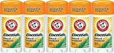 Arm & Hammer Essentials Natural Deodorant, Fresh, 2.5 Ounce (Pack of 5)