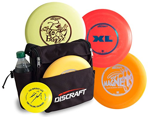 Discraft Disc Golf Starter Set by The Wright Life