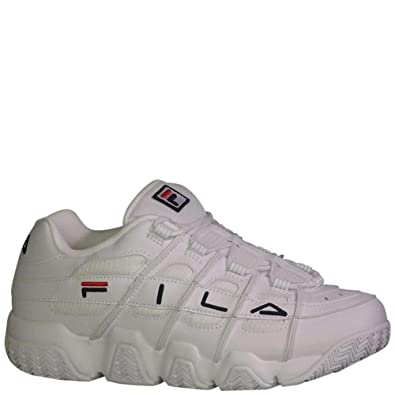 Amazon.com | Fila Men's Uproot Chunky Logo Sneakers | Shoes