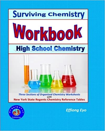 Surviving Chemistry Workbook: High School Chemistry: 2015 Revision ...