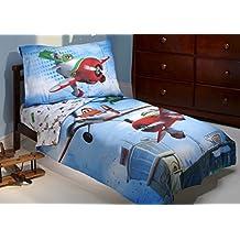 Disney Planes Toddler Bed Set Own Skies Comforter Sheets