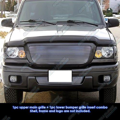billet grill 2004 ford ranger - 2