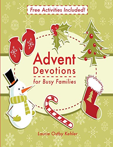 - Advent Devotions for Busy Families