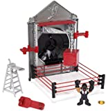 WWE Slam City Breakdown Assault Vault Playset