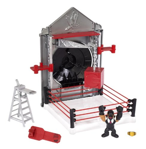 WWE Slam City Breakdown Assault Vault Playset by Mattel