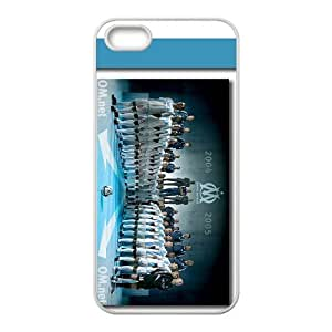 meilinF000RMGT Five major European Football League Hight Quality Protective Case for Iphone 5cmeilinF000