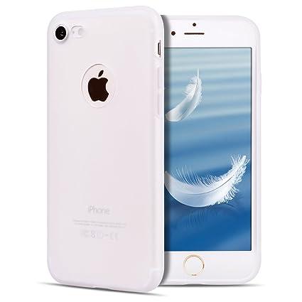 Funda iPhone 7 / 8 , SpiritSun Soft TPU Silicona Handy Candy ...