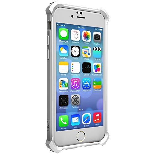 "SwitchEasy AP-11-141-15 Schutzhülle ""Helix Fusion"" in rot für Apple iPhone 6"