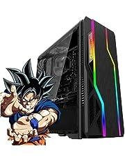 Linha Pc Gamer Intel Core i5 9ªg, Gamer 16GB, SSD 480GB, GT 1030 2GB, Fonte 500w