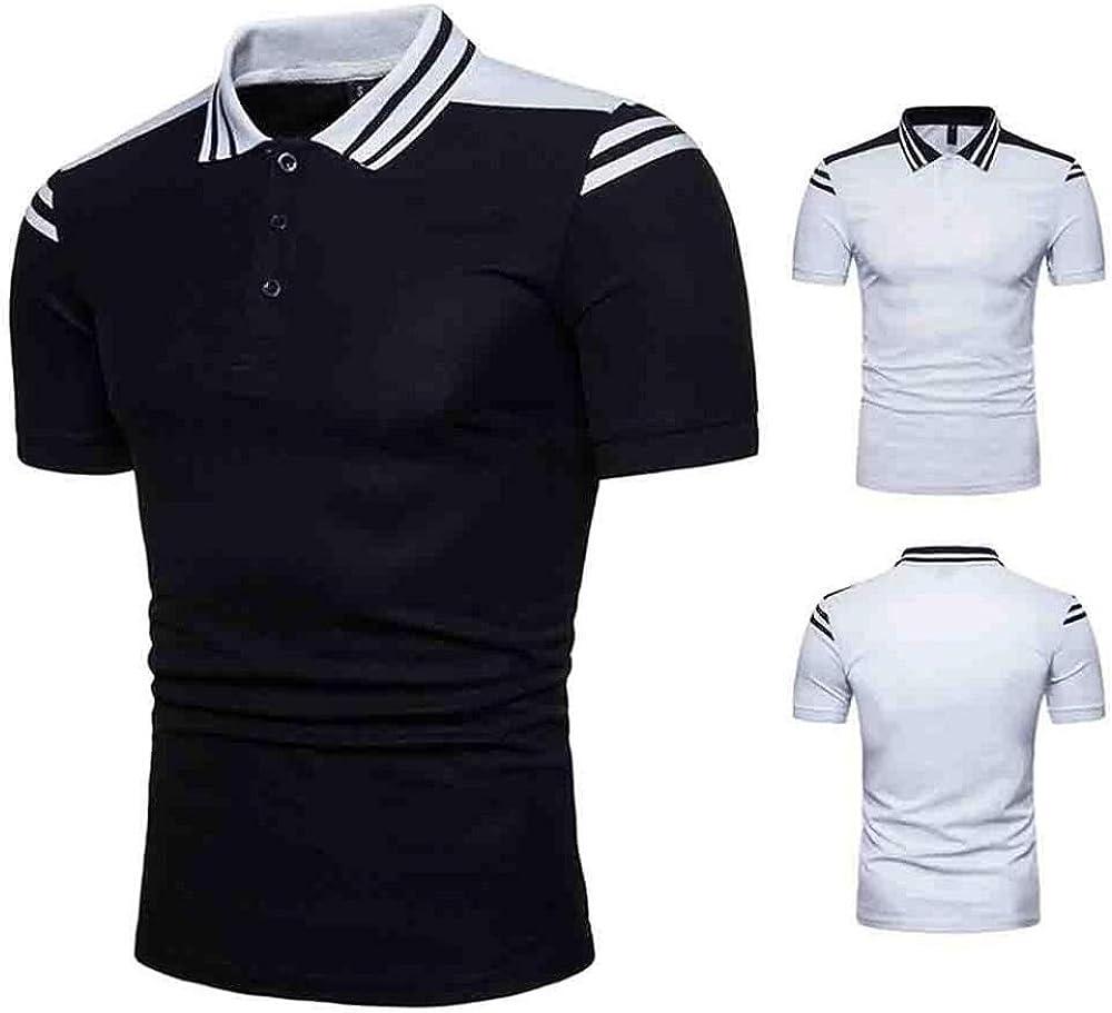 ❤Venmo Polos Hombre,Camisetas Hombre Originales Verano,Pullover ...