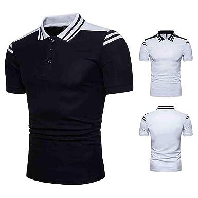 Venmo Polos Hombre,Camisetas Hombre Originales Verano,Pullover ...