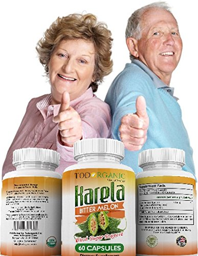 Amazon.com : Karela Pills, 100% Organic, Síntomas de Diabetes, Tratamiento Natrural de Hipertensión : Everything Else