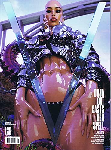 V Magazine 最新号 表紙画像