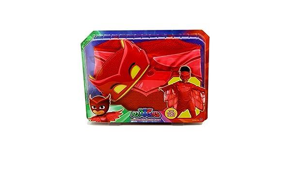 PJ Masks Transfórmate en tu Héroe Buhita: Amazon.es: Juguetes y juegos