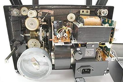 Elmo Motor 2 Belt Set ST-800 ST-600 TransVideo TRV R8 Película ...