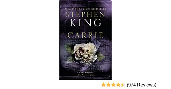 Stephen King Carrie Book Pdf