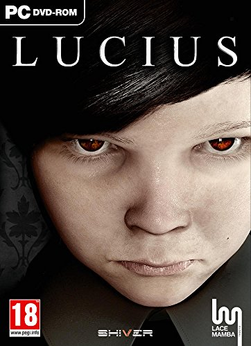 Lucius PC-DVD by Lace Mamba