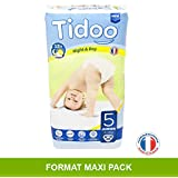 Tidoo 46 couches Taille 5 : Junior 12 25 Kg