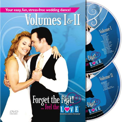 (Forget the Feet! Wedding Dance Choreography I/II DVDs)