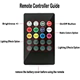 GD-Lighting-4pcs-Multi-Color-7-Color-LED-Interior-Underdash-Lighting-Kit-With-Sound-Active-Function-and-Wireless-Remote-Control