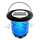 900 volt battery - Redeo Solar Bug Zapper Fly Trap and Garden Lamp Night Light, Indoor/Outdoor Use