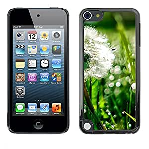 LECELL -- Funda protectora / Cubierta / Piel For Apple iPod Touch 5 -- Plant Nature Forrest Flower 43 --