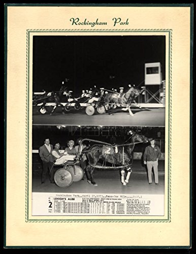 Rockingham Park Winner's Circle photo 4/20 1973 Lehigh's Alibi - Parks Rockingham