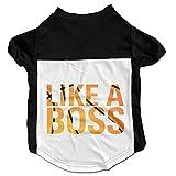 Best George Boss Shirts - Pet Hoodie Dogs Cats Sweatshirt Like A Boss Review