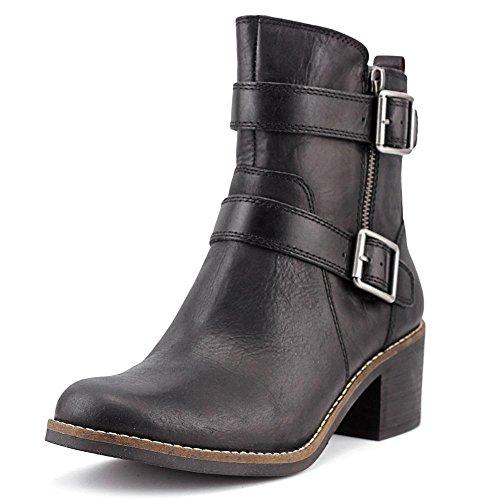 Boot Castillas Women's Black Buckle Lucky qBH6wx