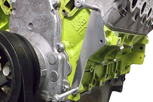 LS Truck Block Drill Template to Mount Alternator LS1 LSX (Billet Truck Parts)