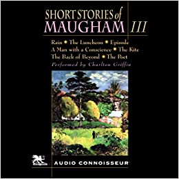 the luncheon by somerset maugham