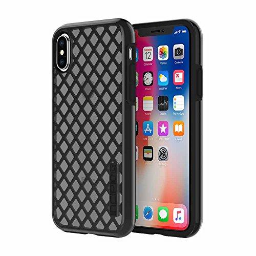 Incipio Apple IPhone X DualPro Sport Case - Black/Smoke