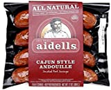 Aidells Cajun Style Andouille Sausage 12 Oz (4 Pack)