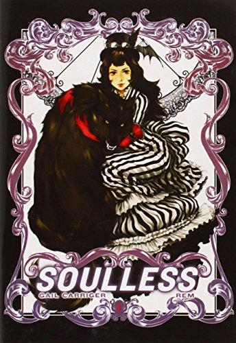 Soulless: The Manga, Vol. 1 (The Parasol Protectorate (Manga))