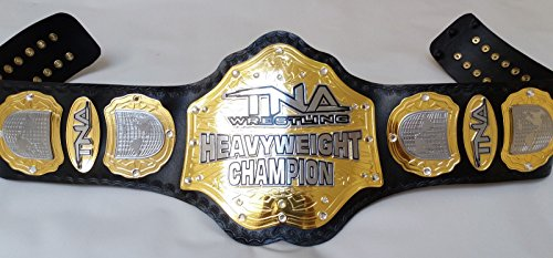 TNA Heavyweight Champion Belt Replica Adult Size
