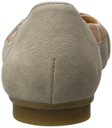 Gabor Shoes Fashion, Bailarinas para Mujer Beige (alpaca/cognac 19)